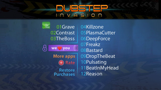 Dubstep Invasion: Song Maker screenshot 4