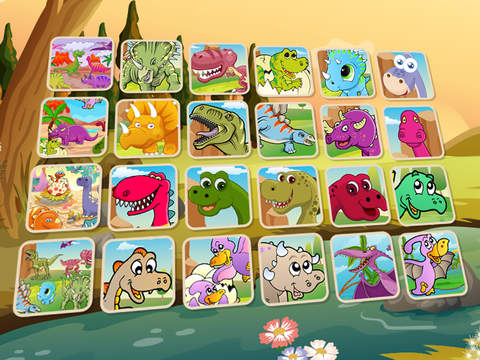 AAA³  Dinosaur game for preschool aged children´´ screenshot 6