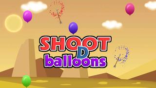 Shoot D Balloons screenshot 1