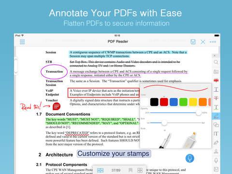 PDF Reader Premium – Scan, Edit and Sign PDFs screenshot 3