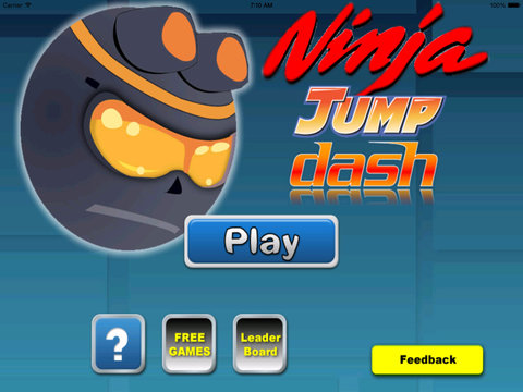 A Ninja Jump Dash PRO screenshot 6