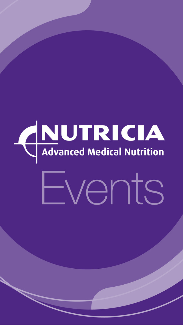 Nutricia Event App screenshot 1