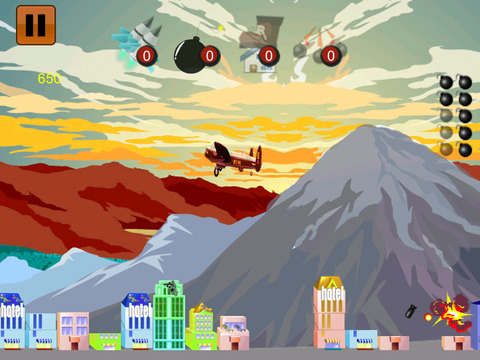 Free WW2 Game Fighter World War 2 screenshot 7