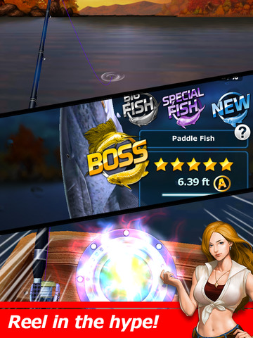 Ace Fishing: Wild Catch screenshot 7