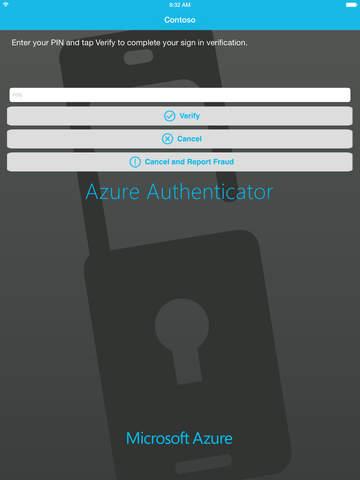Microsoft Authenticator screenshot 8