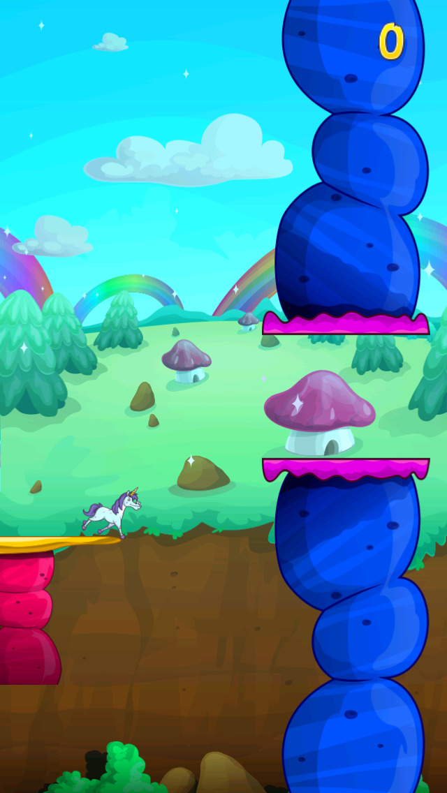 Unicorn Adventure Blast screenshot 2