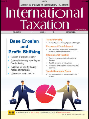 International Taxation screenshot 6