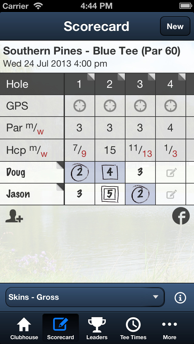 Southern Pines Golf Club screenshot 4