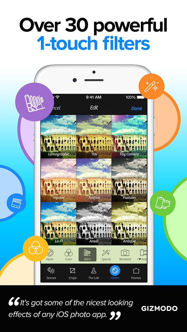 Camera+ Legacy screenshot 3