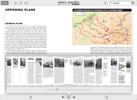 WWII Military History Magazine screenshot 10