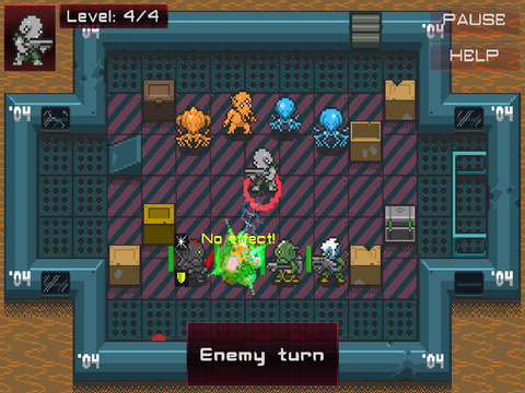 Space Bounties Inc. (strategy turn-based RPG) screenshot 7