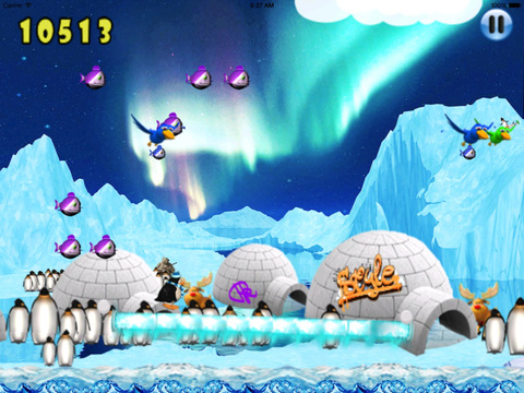 Happy Pinguin Jump : Wourld Tour screenshot 8