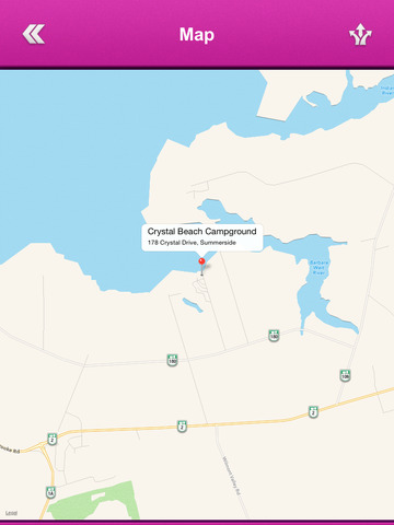 Prince Edward Island Campgrounds screenshot 10