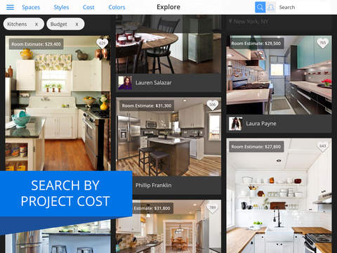 Zillow Digs - Home Design and Paint Visualizer screenshot 8