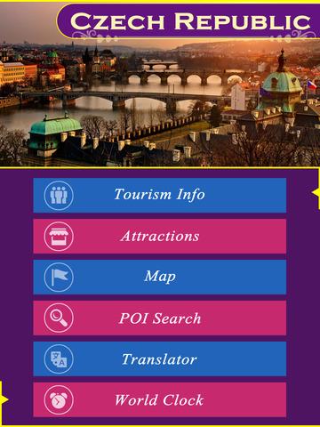 Czech Republic Tourism Guide screenshot 7