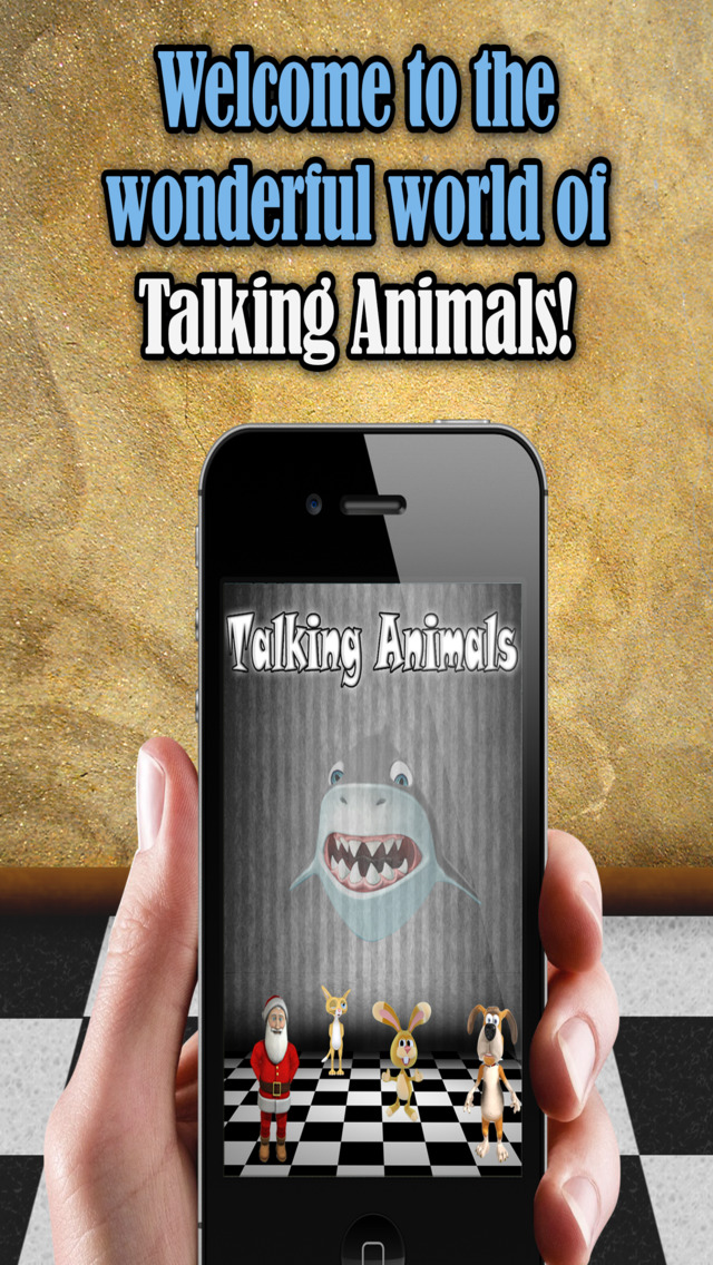 Talking Animals - Chat Back To Your Pets screenshot 3