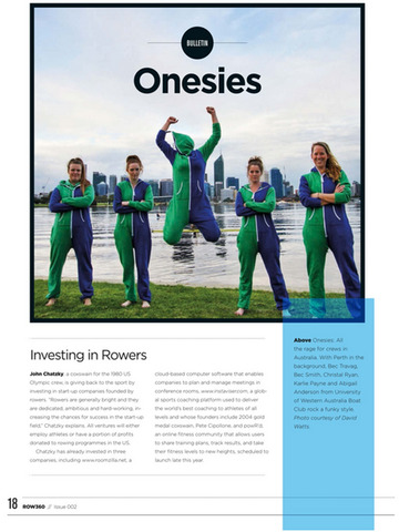 Row360 Magazine screenshot 5