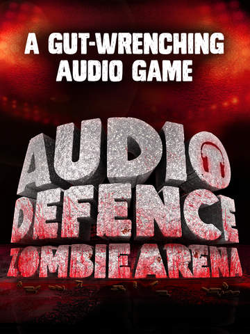 Audio Defence : Zombie Arena screenshot 5