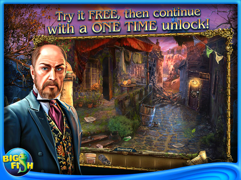 Mystery Tales: The Lost Hope HD - A Hidden Objects Adventure Game screenshot 1