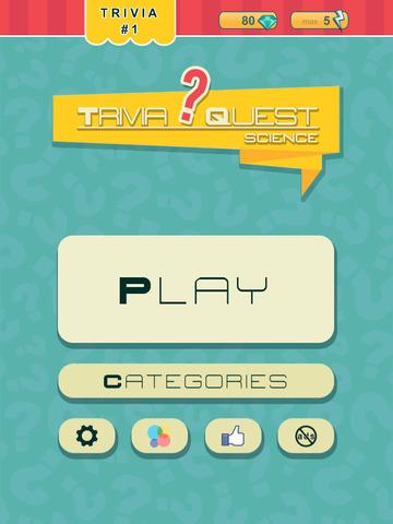 Trivia Quest™ Science - trivia questions screenshot 8