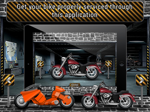 Motorcycle Factory screenshot 10