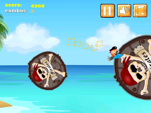 A Pirate Jump Diamond Chase Pro Game Full Version screenshot 9