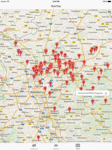 Ruhrtop Karte.Ruhrtop Apps 148apps