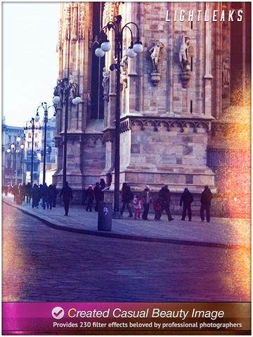 Light Leaks Plus - picture and photo effects & filters screenshot 9