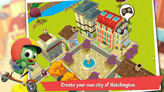 Calimero's Village screenshot 2