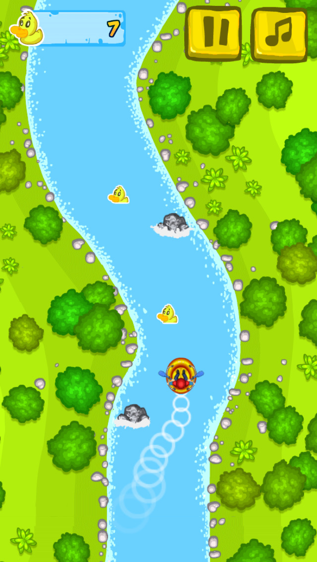 Rafting Adventure screenshot 2