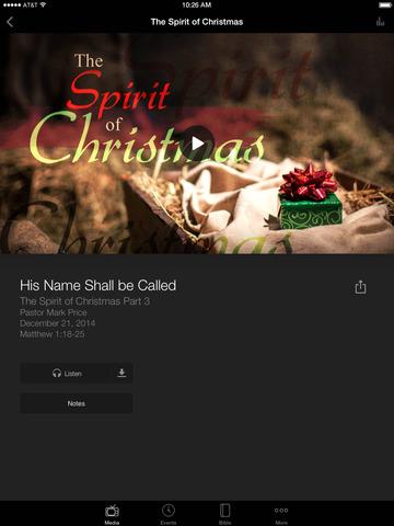 Grace Christian Center screenshot 6
