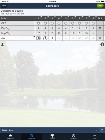 Culbertson Hills Golf Resort screenshot 8