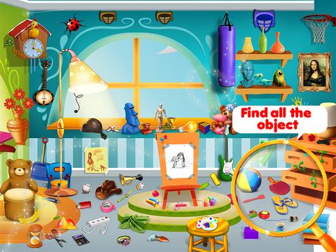 Hidden Objects Kids Adventure screenshot 5