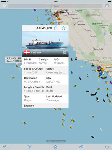 Ship Finder screenshot 7