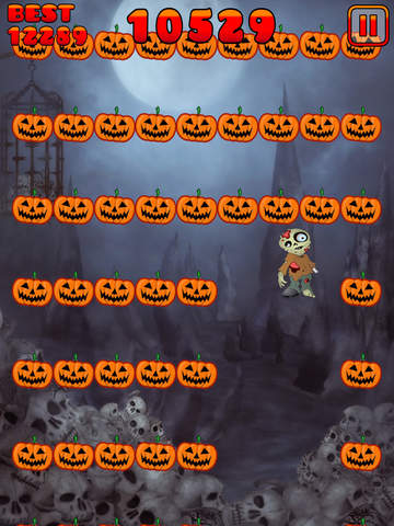 Jump Jump Zombie screenshot 9