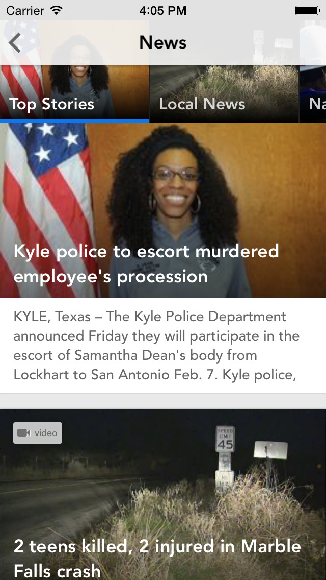 KVUE NEWS screenshot 2