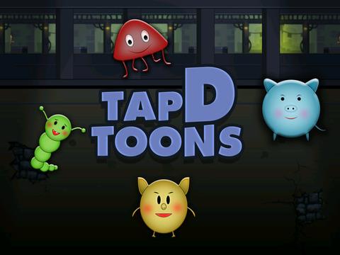 Tap D Toons screenshot 4