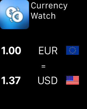 Currency Convert - Watch screenshot 11