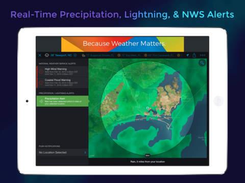 Storm Radar screenshot 9