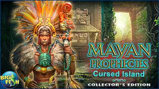 Mayan Prophecies: Cursed Island - A Hidden Objects Puzzle Adventure screenshot 5