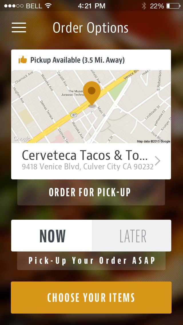Cerveteca Tacos & Torta Joint screenshot 2