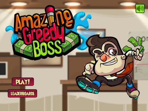 Amazing Greedy Boss screenshot 7