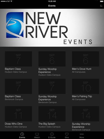 New River Fellowship screenshot 4