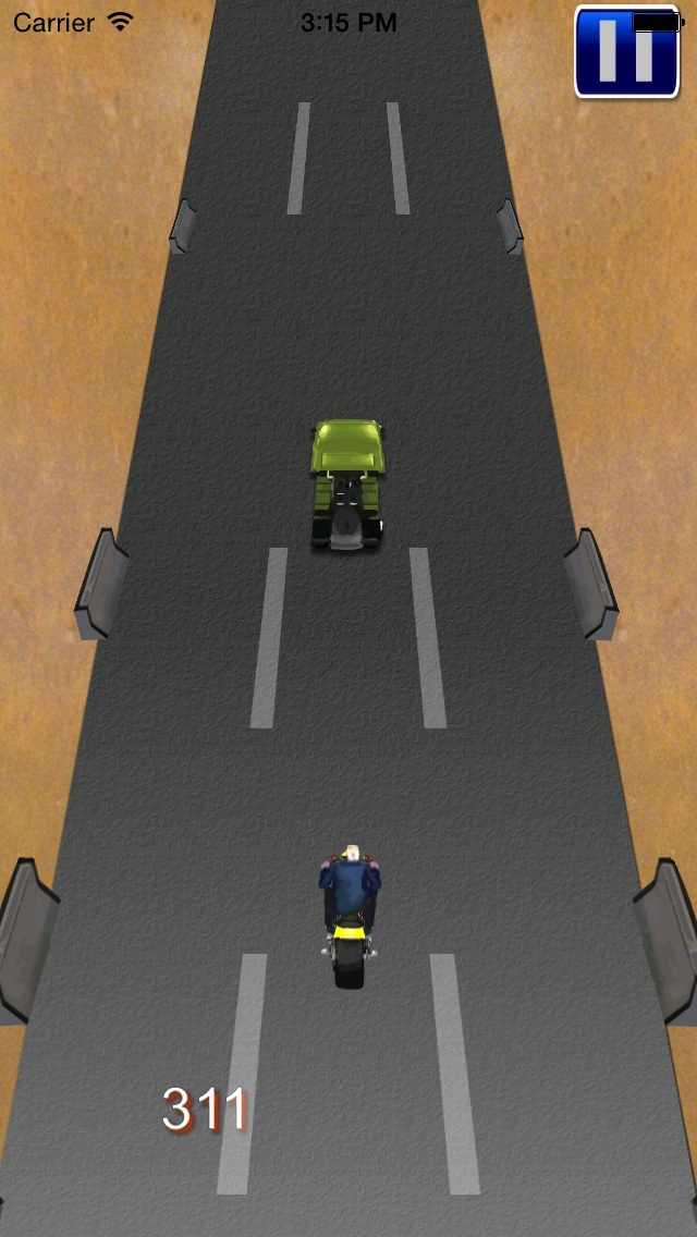 Motorcycle Pro : Lightning Bike Rivals screenshot 3