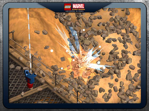 LEGO® Marvel Super Heroes screenshot 7
