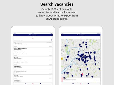 Apprenticeships Vacancies screenshot #1