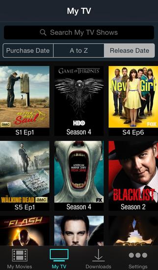 Vudu - Movies & TV screenshot 2