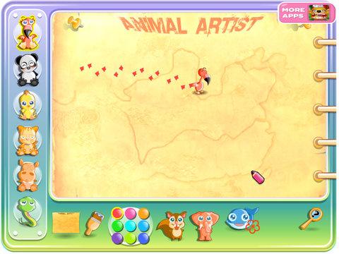 Animal Feet Painting screenshot 6