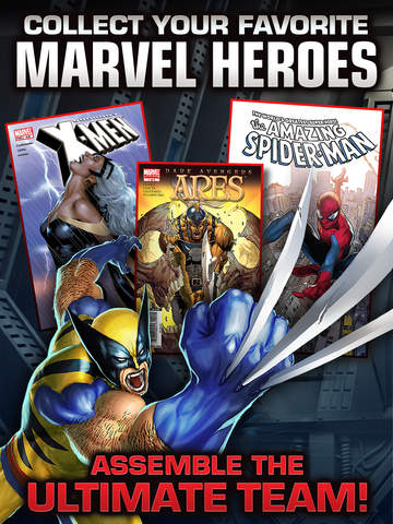 MARVEL Puzzle Quest: Hero RPG screenshot 8