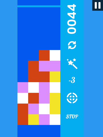 Blue Tile screenshot 4